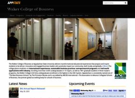 business.appstate.edu