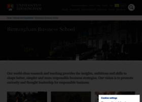 business.bham.ac.uk