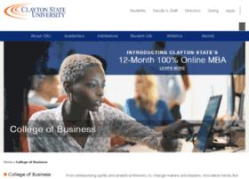 business.clayton.edu