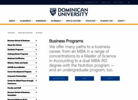 business.dom.edu