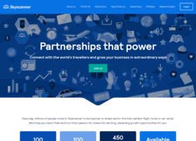 business.skyscanner.net