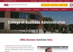 business.umsl.edu