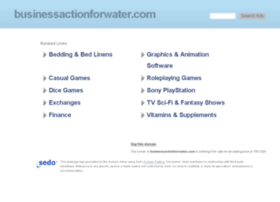 businessactionforwater.com