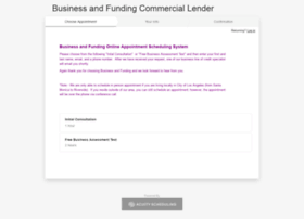 businessandfunding.acuityscheduling.com