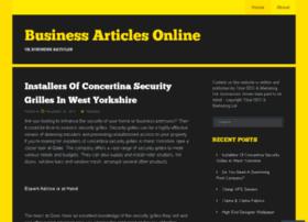 businessarticlessite.wordpress.com