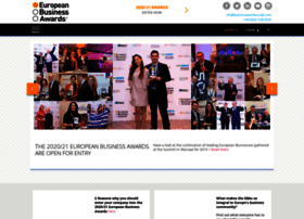 businessawardseurope.com