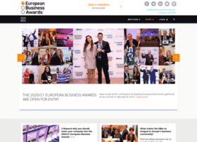 businessawardseurope.com