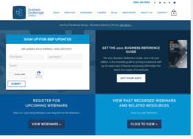 businessbrokeragepress.com