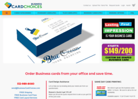businesscardchoices.com
