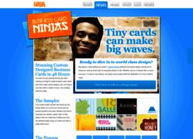 businesscardninjas.com
