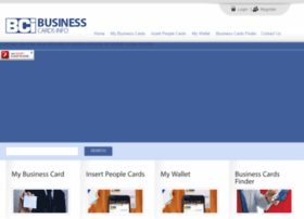 businesscardsinfo.net