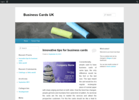 businesscardsuk.edublogs.org
