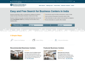 businesscenterindia.in