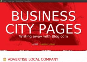 businesscitypages.blog.com