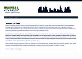 businesscitypages.com