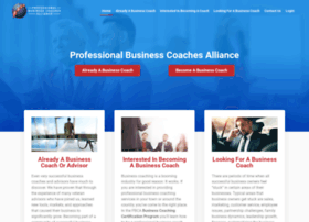 businesscoachesalliance.com