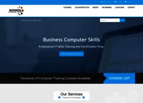 businesscomputerskills.com