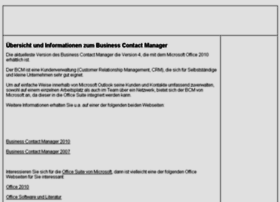 businesscontactmanager-2014.de