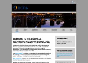 businesscontinuityplannersassociation.wildapricot.org