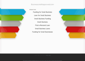 Businesscreditapproved.com
