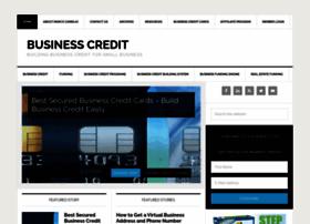 businesscreditblogger.com