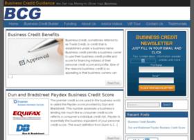 businesscreditguidance.com