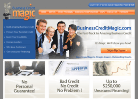 businesscreditmagic.com