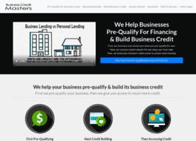 businesscreditmasters.com