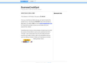 businesscreditspot.com