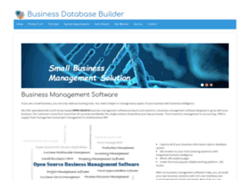 businessdbbuilder.com