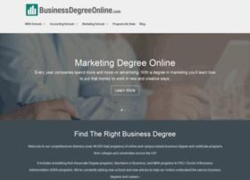 businessdegreeonline.com