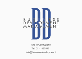businessdevelopment.it