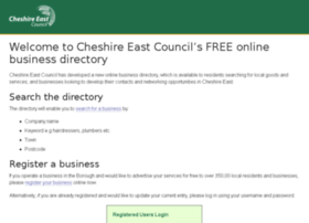 businessdirectory.cheshireeast.gov.uk