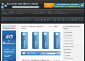 businessdirectorylistings.co.za
