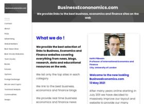 businesseconomics.com