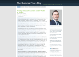 businessethicsblog.com