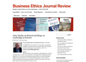 businessethicsjournalreview.com