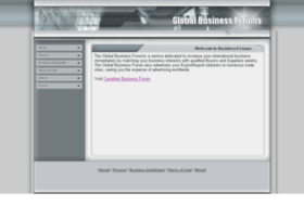 businessforumnews.com