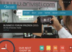 businessforumprizren2015.arivisti.com