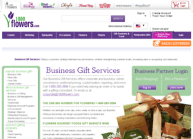businessgifts.1800flowers.com