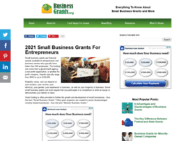 businessgrants.org