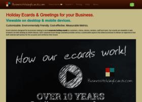 businessholidayecards.com