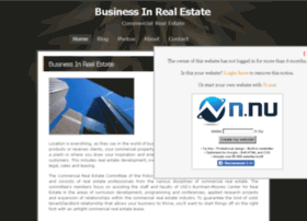businessinrealestate.n.nu