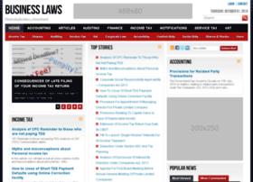 businesslawsin.com