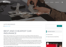 businessliabilityinsurance.org
