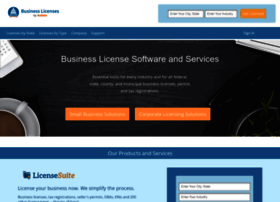 businesslicenses.com