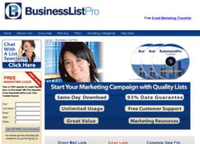 Businesslistpro.com