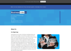 businesslistsuk.com