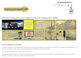 businesslocallistings.com