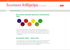 businesslollipops.com